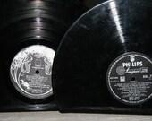 Custom Color Vinyl Record Bookends
