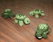 Tiny Turtle Key Rings