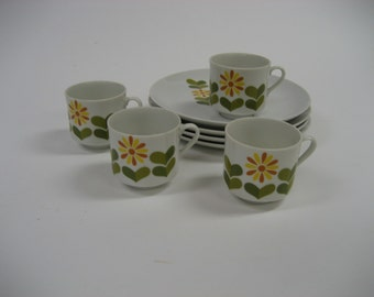 Danish  Luncheon Plates