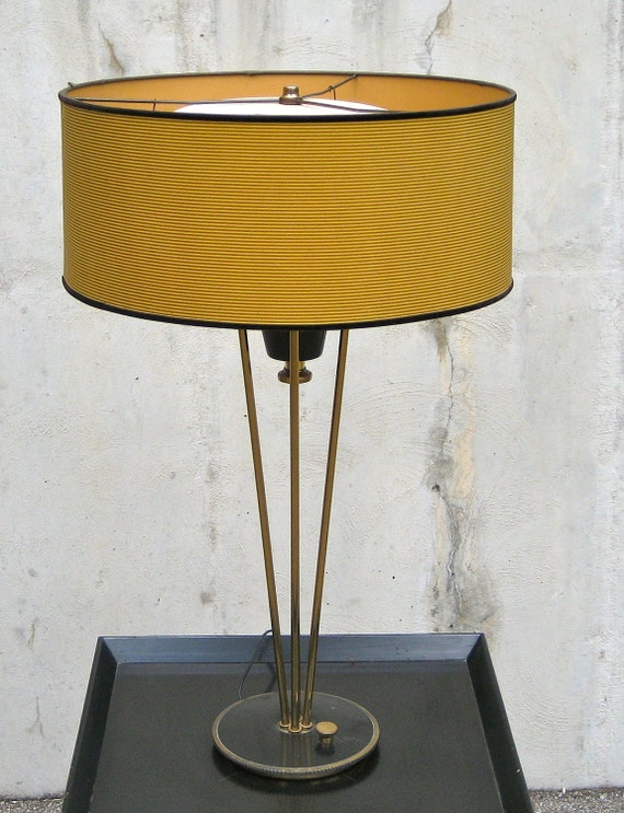 mid century modern lamp. Black Bedroom Furniture Sets. Home Design Ideas