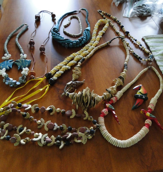 Summer Party Lot of Vintage Jewelry