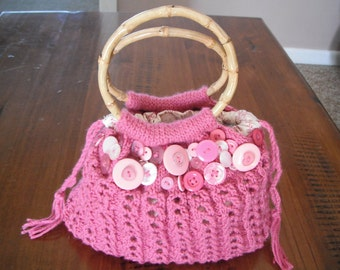 Handbag Embellished