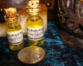 Money Oil Wiccan/Pagan Witchcraft Spells