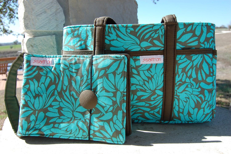 Knitting Needle Bag Pattern : Knit Bag and Circular Knitting Needle Organizer