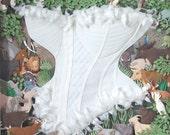 Snow White----Unframed paper sculpture