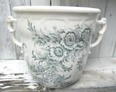 Chamber Pot Victorian Slop Pot Garden Planter