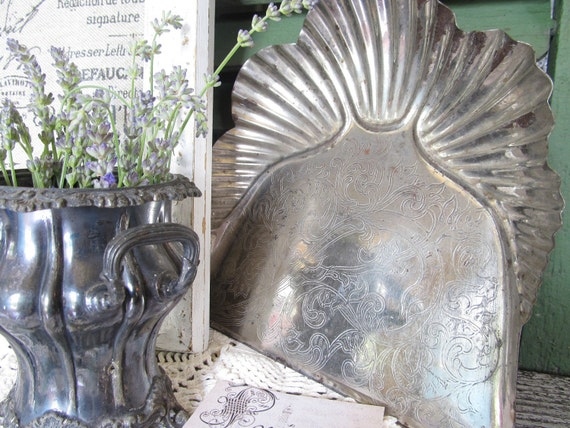 Silverplate Crumber French Country Cottage Chic