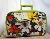 Vintage MINI Japan 60s Mod Overnight Luggage