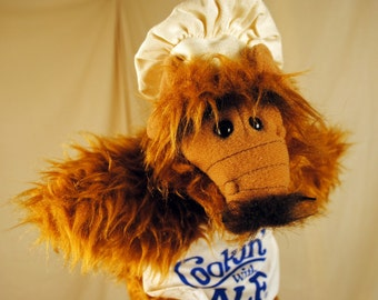 1988 Vintage Alf Puppet