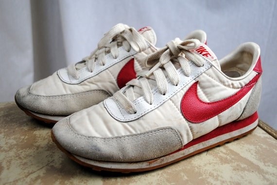 vintage 1982 nike sneakers shoes women u0026 39 s size 7