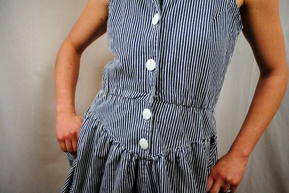 Vintage 70s Miss Oops Summer Dress