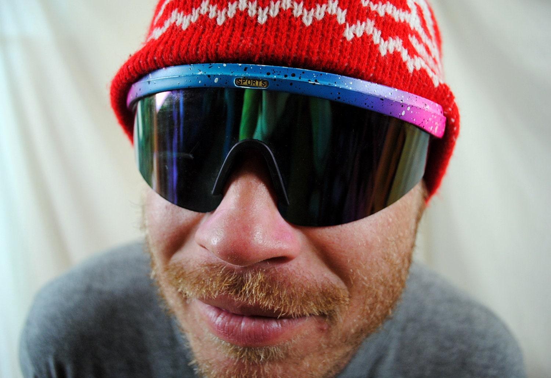 Vintage Ski Sunglasses 109