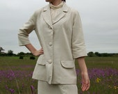 ON SALE   the Catch My Taxi suit, 1950s/1960s, Small/Medium