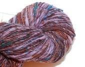 Handspun Yarn in Cowgirl - 218 Yards