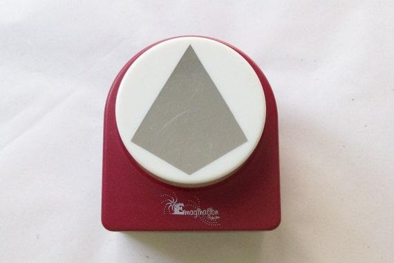 Emagination Large Diamond Shape Paper Punch