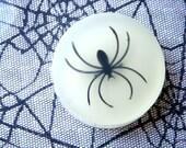 Black Spider Ring Soap