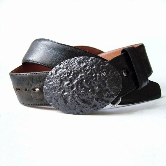 Corroded Steel Belt Buckle