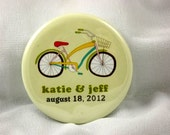 Set of 10 Personalized Pocket Mirrors