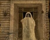 Halloween Vintage Ghosts Images Instant Digital Download