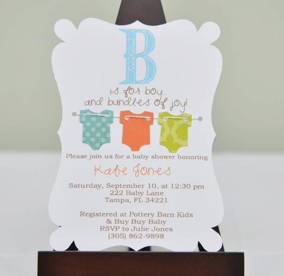 baby shower invitation boy baby shower onesies onesie theme baby