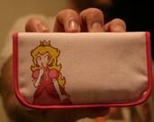 Princess Peach Nintendo 3DS / DSi / DS Lite Case