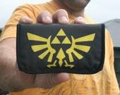 Zelda Hylian Triforce Crest (Special Black Ed.) Nintendo 3DS / DSi / DS Lite Case