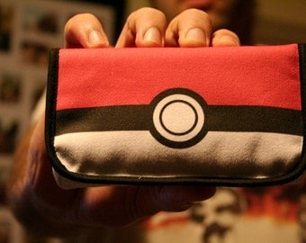 Pokeball Nintendo 3DS / DSi / DS Lite Case