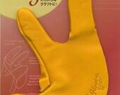 CLOVER Japan Needle Felting Tool - Leather Glove