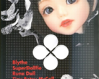 Out-of-print Blythe Collection 05 - Dollybird 4- Japanese craft book