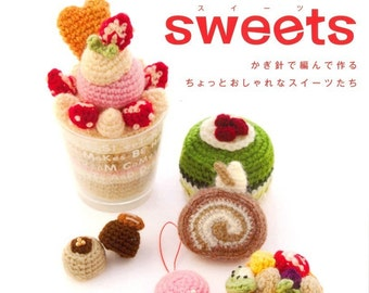 Out-of-print Handmade Crochet So Sweet - Japanese craft book