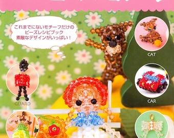 Cute Crystal Swarovski Dolls - Japanese craft book