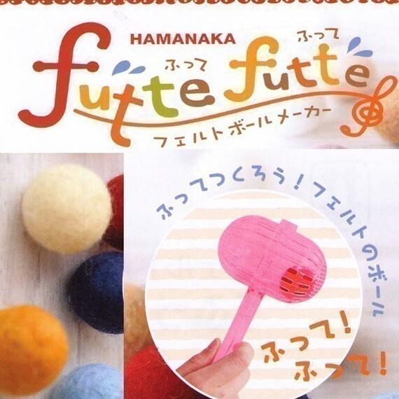 Japanese Felt Ball Making Tool