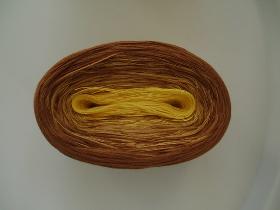 NECTAR  Color Changing Cotton yarn  480 yards/100 gr  Fingering Weight