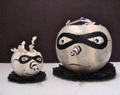 The Marauders - Set of 2 Papier Mache Halloween Candy Bowls