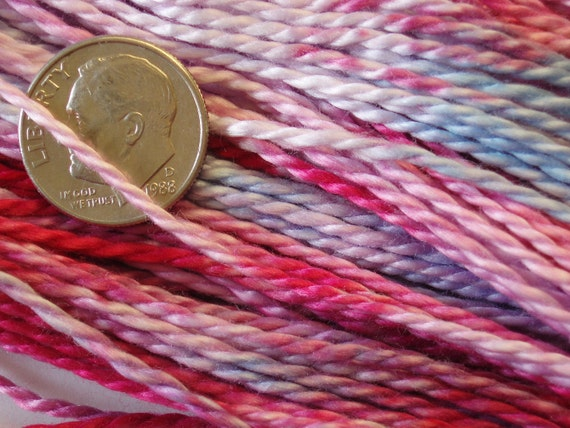 Tycoon Hand Dyed Perle Cotton Size 3