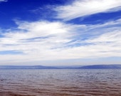 Panorama : Sea of Galilee , Israel