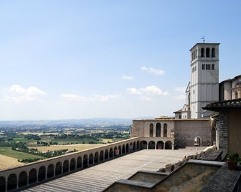 St Francis of Assisi, Perugia, Italy