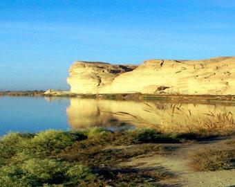Panorama : Tigris River, Iraq
