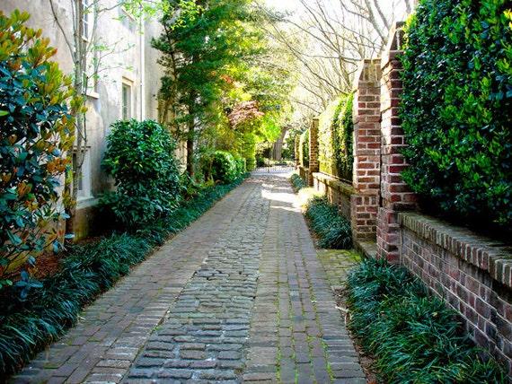 Inner Patio at Charleston South Carolina