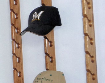 Baseball Hat Rack Etsy