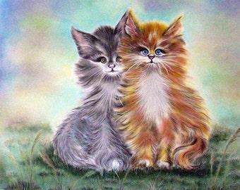 Best Friends - Kittens