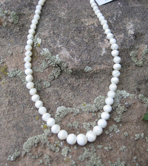 Sale: Mother of Pearl, necklace