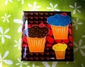 TIMI (Tile Mini Magnet) Cupcake 4