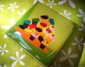 TIMI (Tile Mini Magnet) Cupcake 5