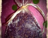 Lingerie Drawer Lavender Satchet: Free Shipping Worldwide