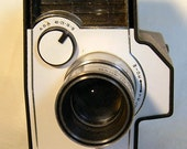 Bell and Howell Zoom Reflex Zoom 8 mm Auto Load Movie Camera