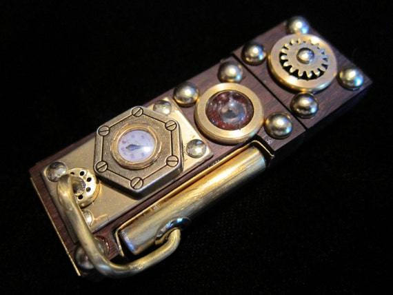 The Admiral, an exceptional 16Gb Steampunk USB drive