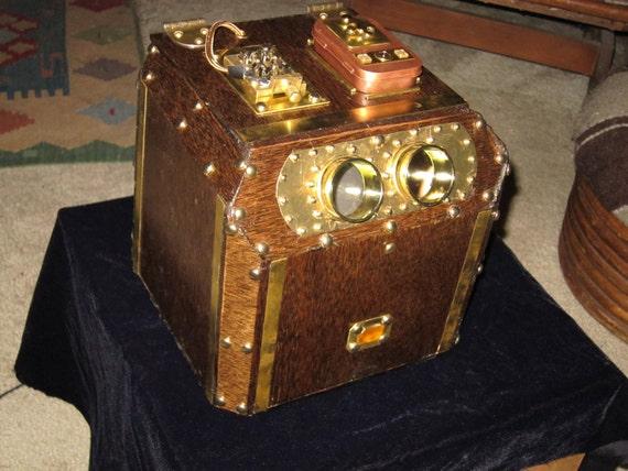 The Digital Stereoscope