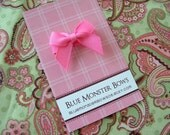 ONE DOLLAR CLIP Hot Pink Mini Baby Bow Snap Clip