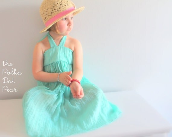 NEW - The Gracie Dress - Size 5t  - ready to ship, LAST ONE